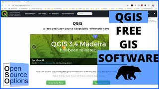 QGIS (Version 3) - Free GIS software for Windows, Mac, and Linux
