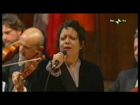 Antonella Ruggiero – Occhi di bambino – Gerusalemme 22.12.2009