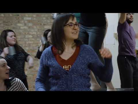 CARMINA BURANA Rehearsal - IN TABERNA QUANDO SUMUS