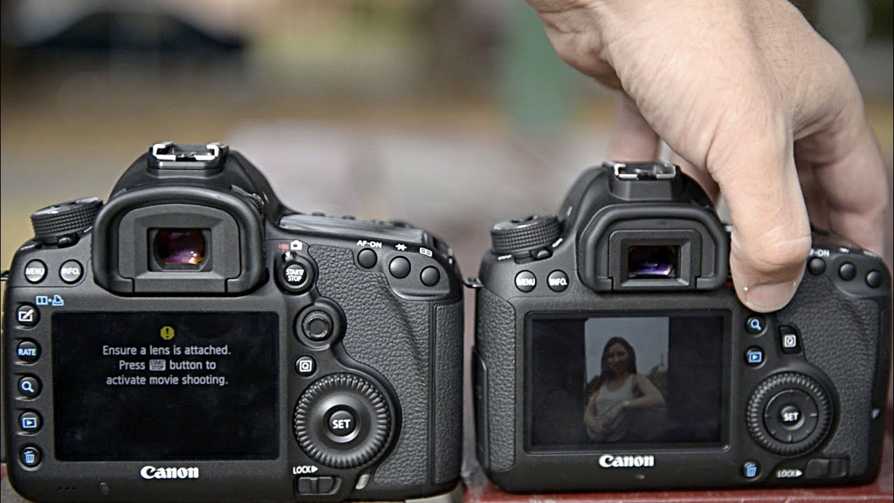 how to use canon 5d mark iii video