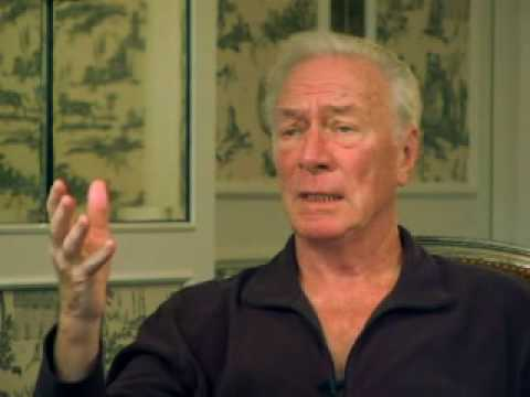 Christopher Plummer's Advice for Young Actors