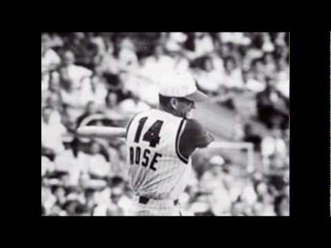 Cam Miller Media - Demo Reel 1 Cincinnati Reds Hall of Fame - Pete Rose