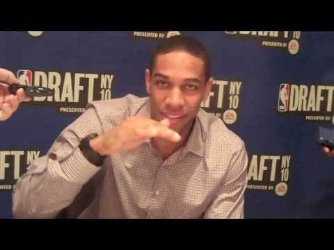 2010 NBA Draft - If You're LeBron James, Where Would You Sign? Video