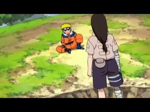 Naruto vs Neji (full fight english dub)