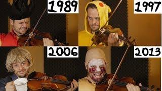 Evolution of Anime Music   1989 - 2014
