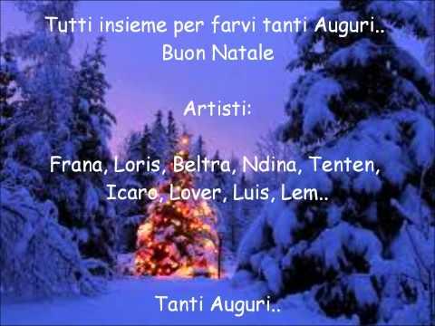 """""""TIRA SU LE MANI"""" - Rap Jingle di Natale 2011"""