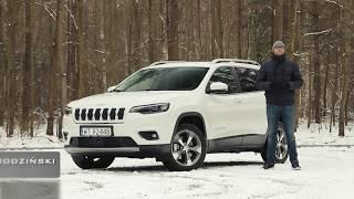 Jeep Cherokee 2.2 MJD Limited (2019) - test [PL]