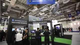 Motorola Solutions at Interpol World 2015