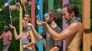Survivor David Vs Goliath Immunity Challenge A Hand Out