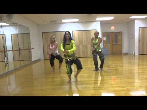 Mashallah Zumba Routine video
