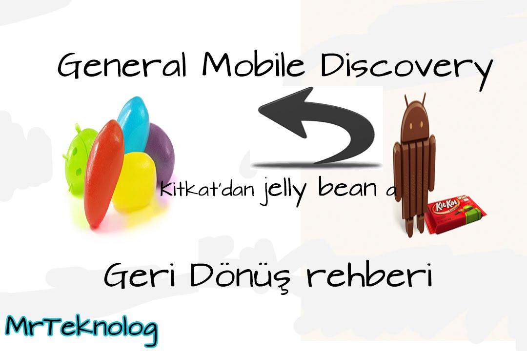 Tam S�r�m Kitkat Dan Jelly Bean A geri D�n�s - YouTube