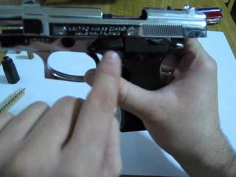 Valtro 85 Combat  - Review pistola detonadora