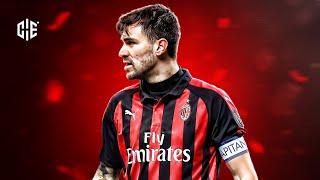 Alessio Romagnoli - Il Capitano - Tackles, Defensive Skills & Goals 2019