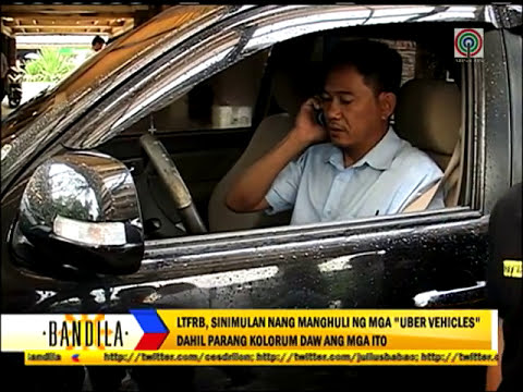 Why the LTFRB wants to ban 'Uber' app system