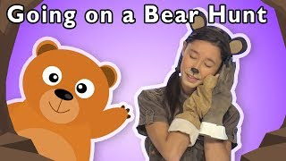 Going on a Bear Hunt and More | MAKE BELIEVE SKITS | Nursery Rhymes from Mother Goose Club!