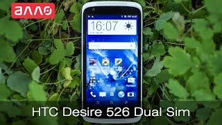 Видео-обзор смартфона HTC Desire 526