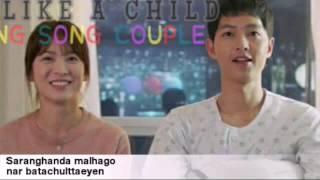 Kim Dong Ryul - Like A Child (lyric)Descendants Of The Sun