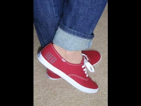 Out for a drive in my new Taylor Swift Keds!