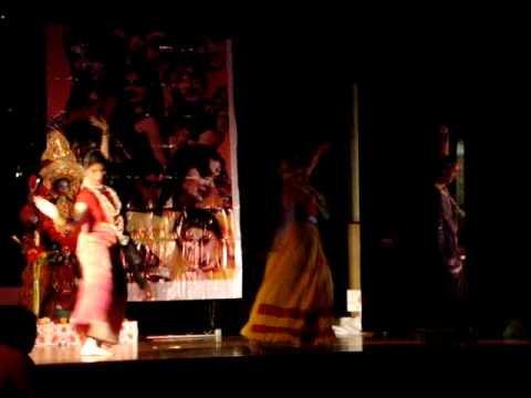 Iti Sydney Kali Pujo 2010 Women In Bollywood Sridevi video