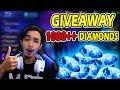 GIVEAWAY 1000++ DIAMONDS SETIAP MINGGU LAGI GUYS! - MOBILE LEGENDS GIVEAWAY #4 MP3