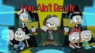 DuckTales Moonvasion (S2 Finale) - You Ain't Ready - Skillet AMV