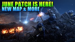 June Patch! Nivelle Nights Map & More | Battlefield 1 Update