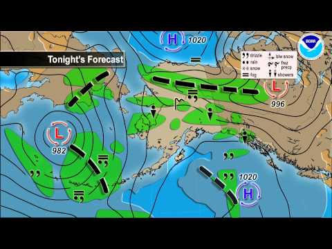 July 07, 2015 Alaska Weather Daily Briefing