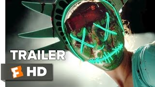 The Purge: Election Year Official Trailer #1 (2016) -  Elizabeth Mitchell, Frank Grillo Movie HD
