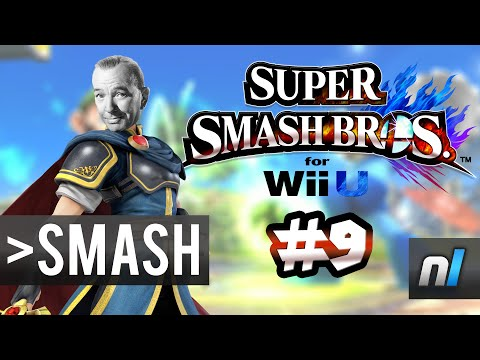 That Marth is the WORST! Coward! R.O.B. Remains the Best | Smash Highlights #9