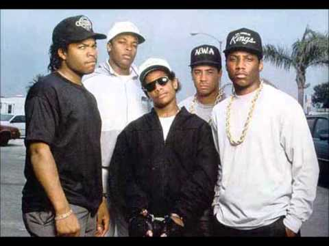 NWA - A Bitch iz a Bitch