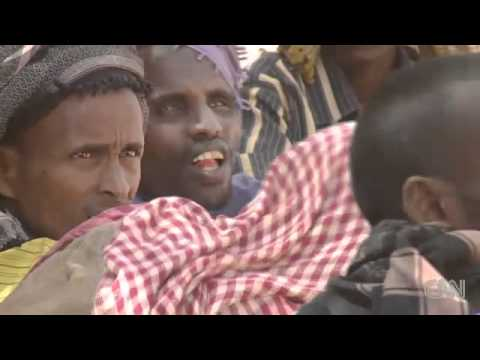 Starvation In Somalia July 2011