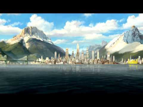 The Legend of Korra – Bande Annonce de Lancement [FR]