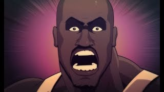 SHAQUILLE O'NEAL 's Shaq Fu | All bossfights and cutscenes
