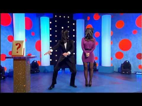 Kimberley Walsh : 5 O'Clock Show Magic Trick 2010