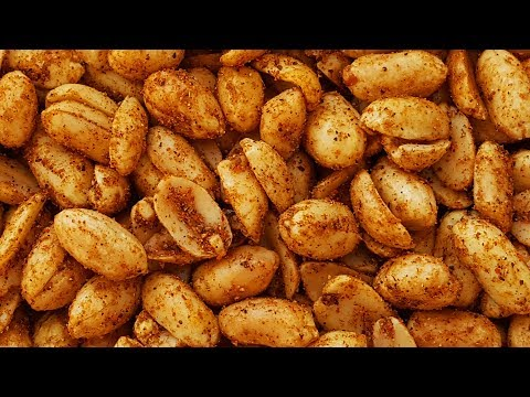 Bakery Style Spicy Peanuts Recipe | Namkeen Recipe | Snacks Recipe