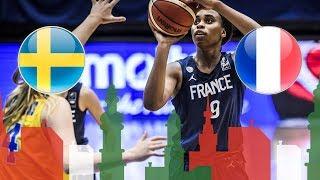 Швеция до 20 (Ж) : Франция до 20 (Ж)