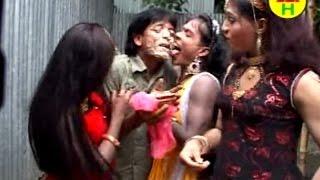 Vadaima ভাদাইমা এখন হিজরা - New Bangla Funny Video 2017 | Official Video | Music Heaven