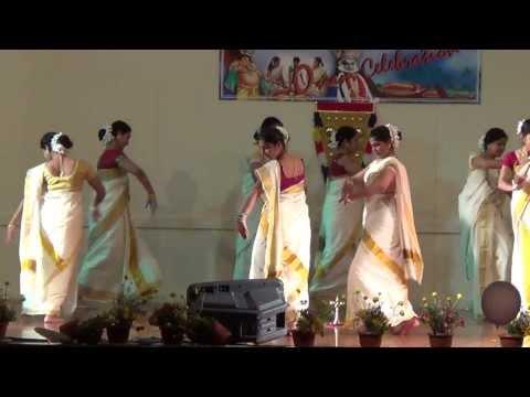 Parvanendu Mukhi Thiruvathira video