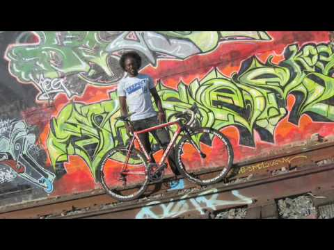 Rahsaan Bahati Talking about Cannondale