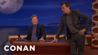 Download Song Ed Helms Cross-Examines Conan As An Old-Timey Southern Lawyer  - CONAN on TBS Free StafaMp3