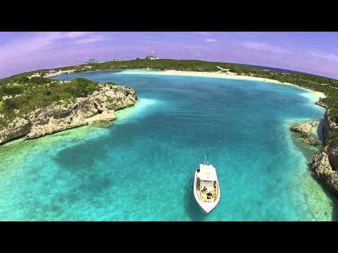 Fast Boating from Miami to Bahamas, Nortech 340 Sport Triple Verado