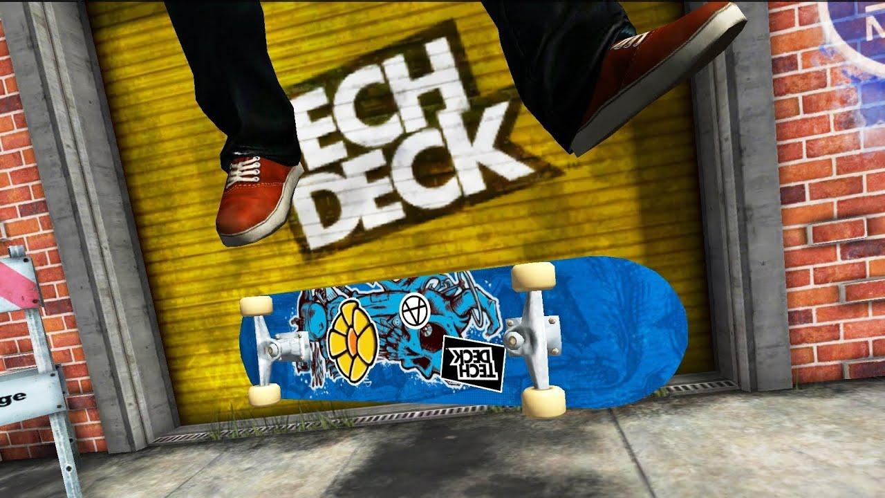 Kid Lightning Skateboard Tech Deck Skateboarding Kids