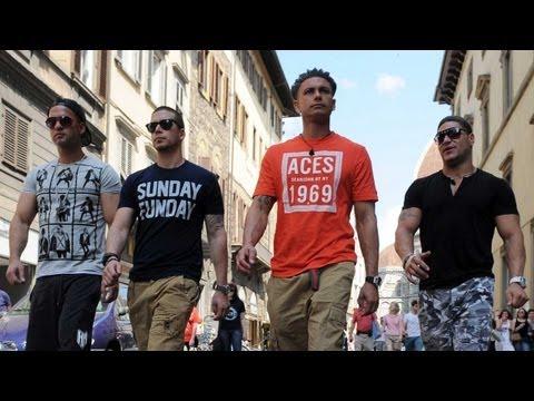 Jersey Shore Boys Describe Perfect Date on the Boardwalk - STUDIO SECRETS