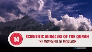 Video: In Quran 27:88, the Mountains moved like clouds - Quran Miracle