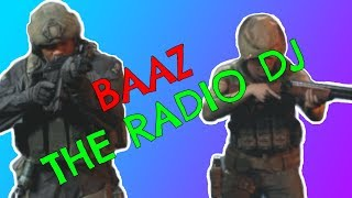 Baaz The Radio DJ | Call of Duty Modern Warfare Beta | Funny Moments