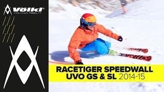 Thumbnail Völkl Racetiger Speedwall UVO GS & SL 2014/15
