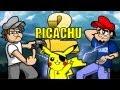 PICACHU COM C 2 ! Freaking Fucking Games e AssopraFitas