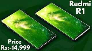 Redmi R1 - 70MP Triple Camera, Snapdragon 855, 5G Connectivity, Price, Specs & Launch Date
