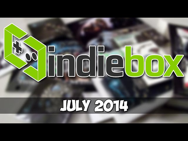 Indiebox - July 2014