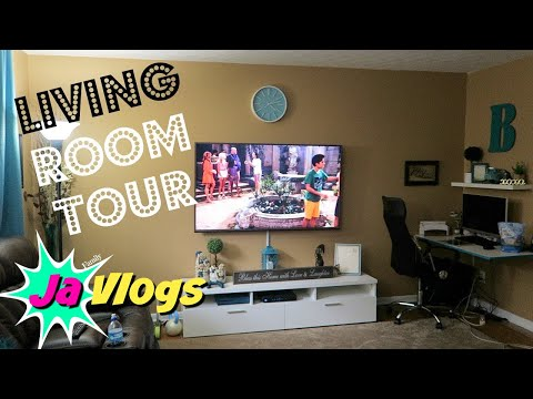 Living Room Tour | New Hair Color